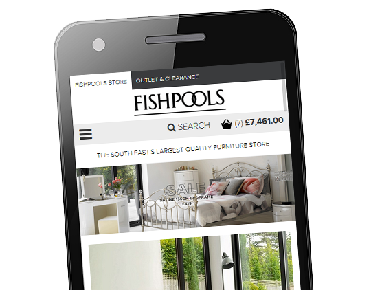 Fishpools on Android